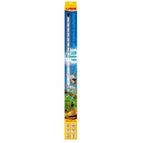 Sera LED X-Change Tube daylight Sunrise 660 Luce diurna per Acquario