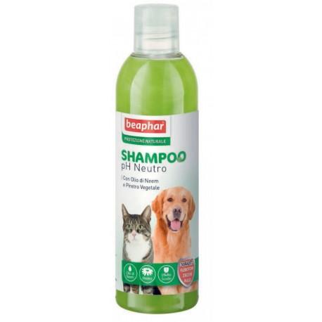 Beaphar Shampoo Antiparassitario 250 ml PH Neutro per Cane e Gatto