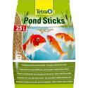 TETRA Pond Sticks 25 littri mangime per pesci da laghetto