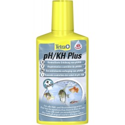 Tetra pH/KH Plus 250 ml per 1000lt Aumento controllato del ph e Kh per acquario