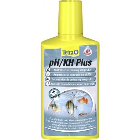 Tetra pH/KH Plus 250 ml per 1000lt Aumento controllato del ph e Kh per acquario