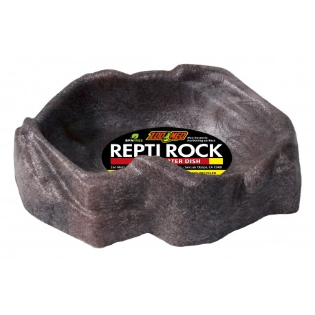 Zoomed Repti Rock Water Dish Medium Ciotola per Acqua per Terrario