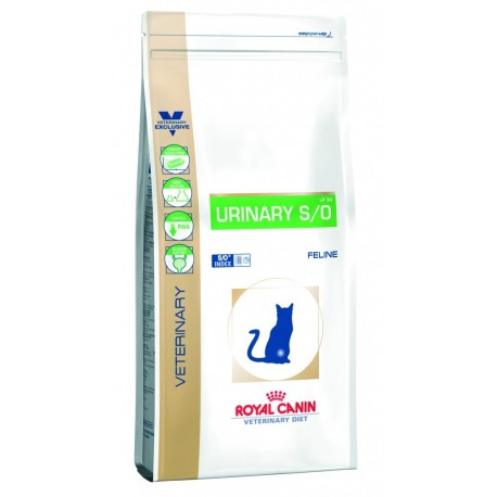 Royal Canin Urinary S/O LP 34 Croccantini per Gatto 1,5 Kg