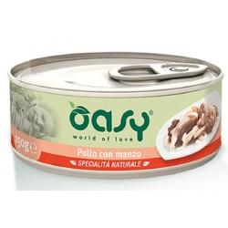 Oasy Wet Cat Specialità al Naturale Pollo con Manzo 150 gr