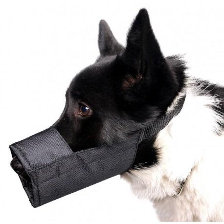 Museruola in Nylon Per Cani tipo Barboncini TG.1