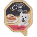 Cesar Ricette Classiche Patè con Vitello e Pollo Cibo per Cane