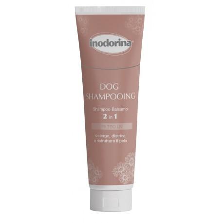 Inodorina Shampoo e Balsamo 2in1 per Cani 250 ml