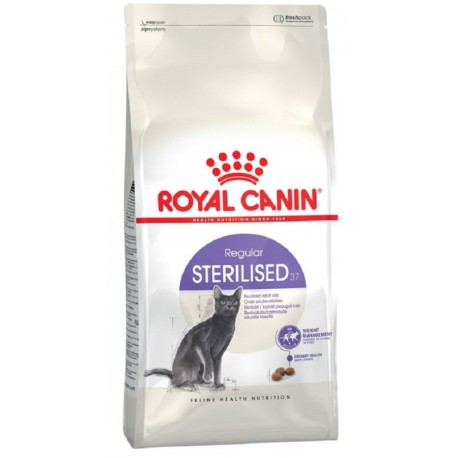 Royal Canin Regular Sterilised 37 Crocchette per Gatti Sterilizzati 10 kg