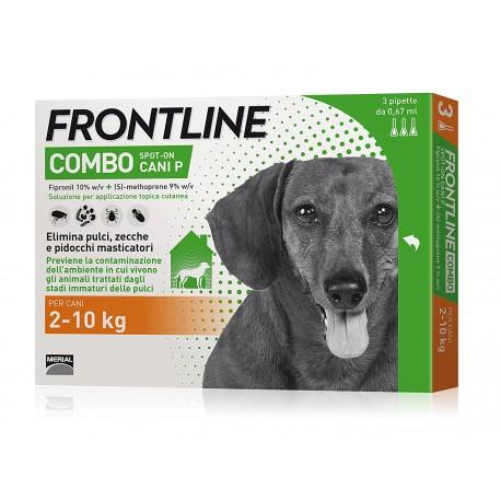Antiparassitario Frontline Combo Spot on Cani 2 - 10 Kg