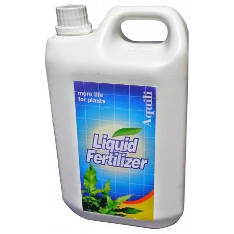 Aquili Fertilizzante Liquido 2000 ml per Piante Acquario
