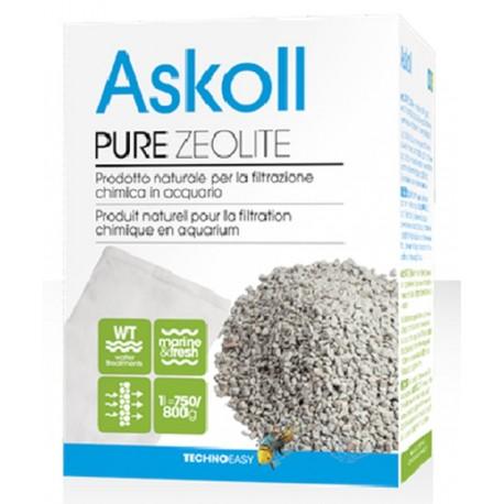 Askoll Pure Zeolite 800 gr per Acquario