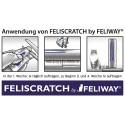 Feliway FeliScratch 9 pipette per Tiragraffi per Gatti