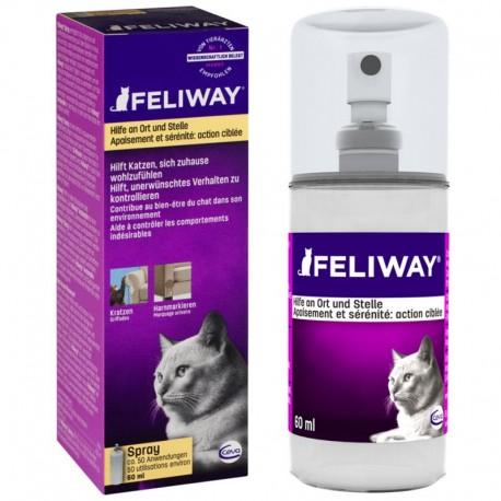 Feliway Classic Spray 60 ml per Gatti