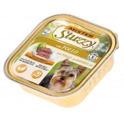 Mister Stuzzy Dog con Pollo 150 gr