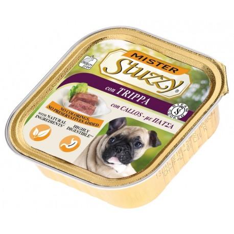 Mister Stuzzy Dog con Trippa 150 gr