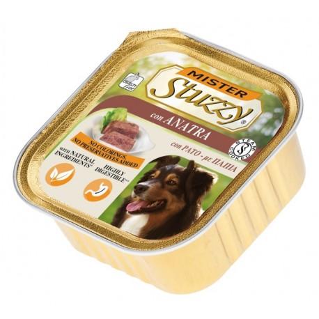 Mister Stuzzy Dog con Anatra 150 gr
