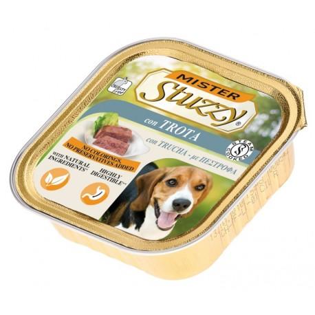 Mister Stuzzy Dog con Trota 150 gr