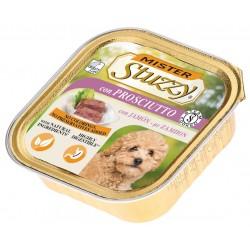 Mister Stuzzy Dog con Prosciutto 150 gr