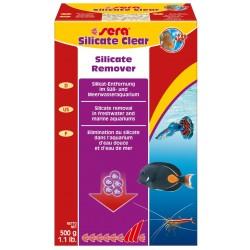 Sera Marin Silicate clear 500g AntiSilicati per acquario marino
