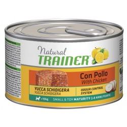 Trainer Natural Small & Toy Maturity Pollo Umido per Cane gr 150
