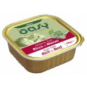 Oasy Patè Ricco di Manzo per Gatti Vaschetta 100 gr
