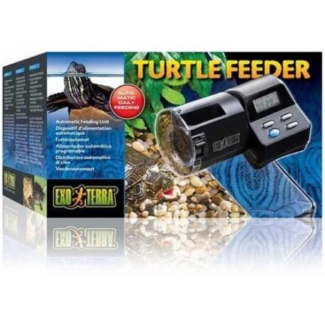 Exo Terra Turtle Feeder Mangiatoia Automatica per Tartarughe e Rettili