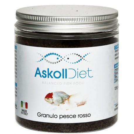 Askoll Diet Granulo Pesce Rosso 250 ml 125 gr Alimento per Pesci