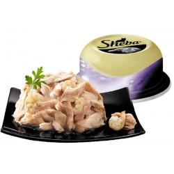 Sheba Tresor 80 gr Filetti di Tonno e Gamberetti