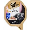 Sheba Sauce Lover con Salmone 85 gr