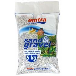 Sabbia Ghiaia Noa Grossa 5 KG per Fondo Acquario