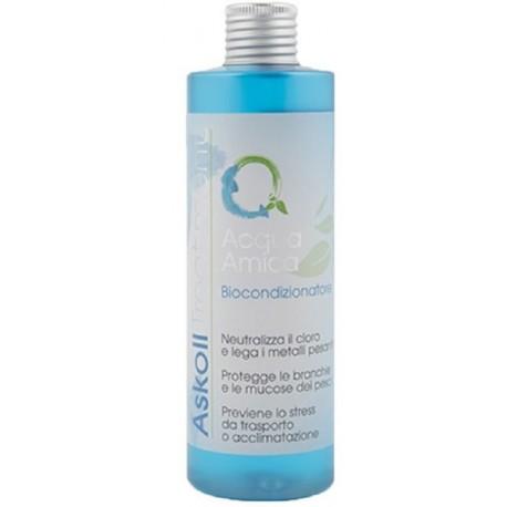 Askoll Treatment Acqua Amica 120 ml Biocondizionatore per Acquario