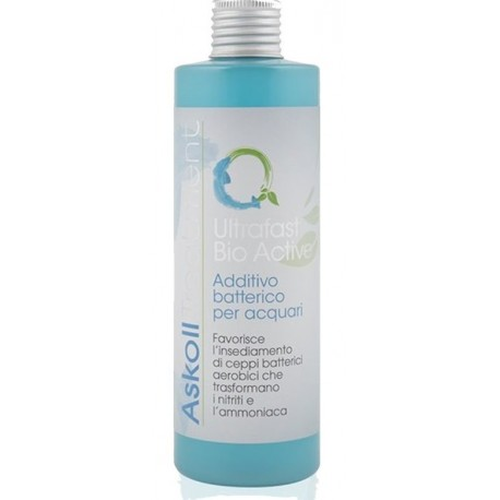 Askoll UltraFast Bio Active 270 ml Attivatore Batterico per Acquario
