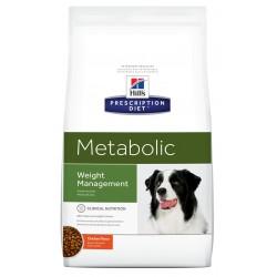 Hill's Prescription Metabolic 1,5 kg con Pollo per Cane