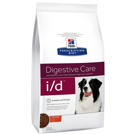 Hill's Prescription Diet I/D Digestive Care 2kg per Cane