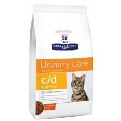Hill's C/D Urinary Care Multicare 1.5 Kg Crocchette con Pollo per Gatti