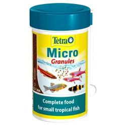 Tetra Micro Granules 100 ml 45 g per Pesci Acquario