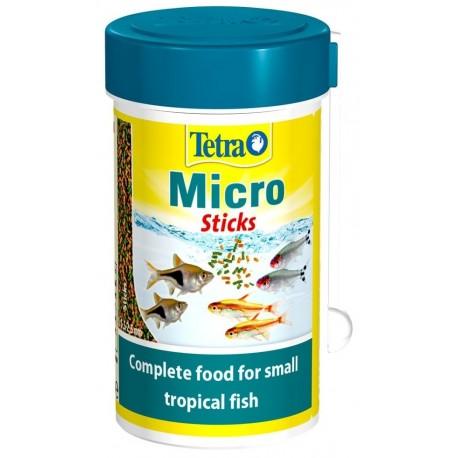 Tetra Micro Sticks 100 ml 45 g per Pesci Acquario