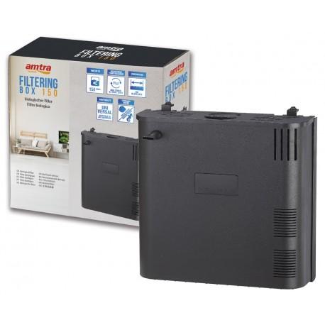 Amtra Filtering Box 150 Scatola Filtro per Acquario fino a 150 LT