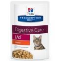 Hill's Prescription Diet I/D Digestive Care con Pollo 85 gr per Gatto