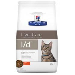 Hill's L/D Feline Liver Care 1.5 Kg Crocchette al Pollo