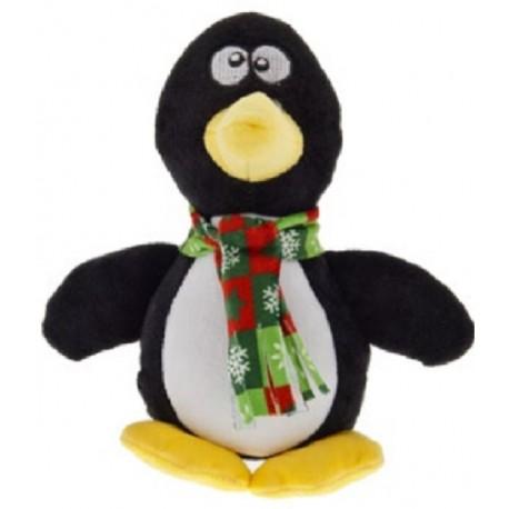 Peluche Animaletto Freddoloso Pinguino per Cane