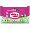 Inodorina Refresh Salviette Igieniche Clorexidina