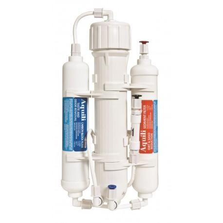 Aquili Impianto Osmosi 50 galloni per acquario