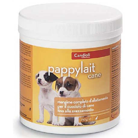Candioli Pappylait Cane 250 gr Latte per Cuccioli