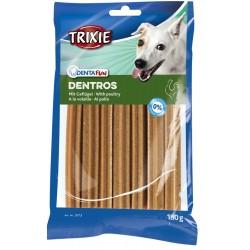 Trixie Dentros con Pollo 180 gr Snack Dentale per Cane