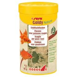 Sera Goldy Nature 250 ml 60 gr Mangime in Scaglie per Pesci Rossi