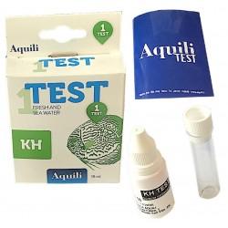 Aquili Test KH Durezza carbonatica per acquario