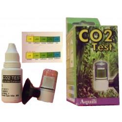 Aquili Test CO2 Ampolla in Plastica per Misurazione Continua Anidride Carbonica in Acquario