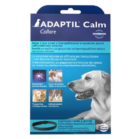 Adaptil Calm Collare Regolabile per Cani Taglia Media e Grande