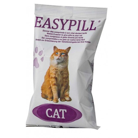 EasyPill Cat 40 gr Bocconcini per Assunzione Compresse per Gatti